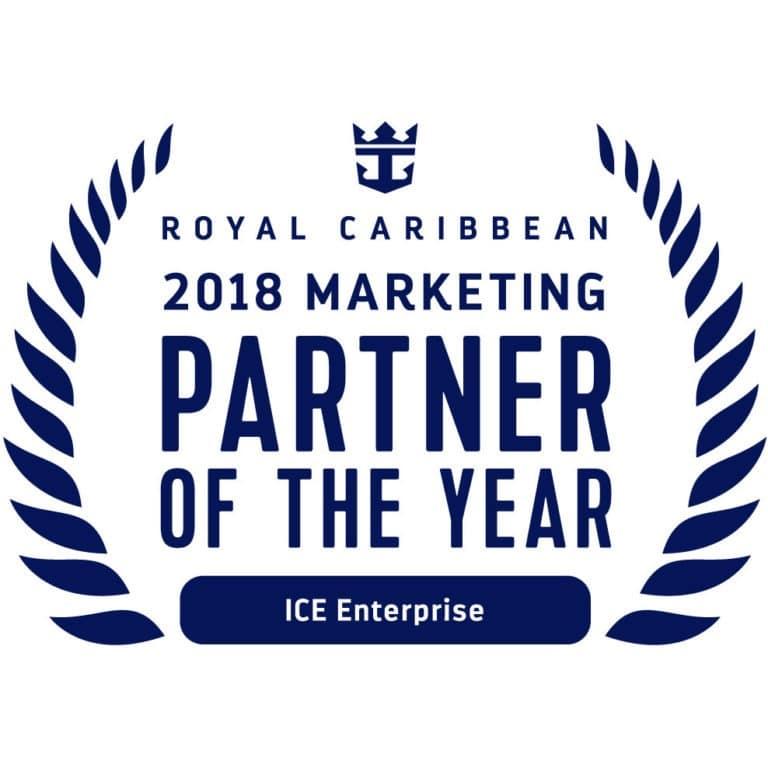 Arrivia, Royal Caribbean International Names ICE Marketing Partner of the Year