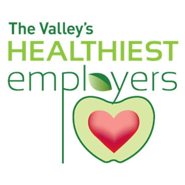 Arrivia, ICE Wins 2019 Valley's Healthiest Employers Award