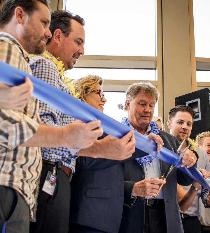 Arrivia, ICE Headquarters Celebrates Grand Opening
